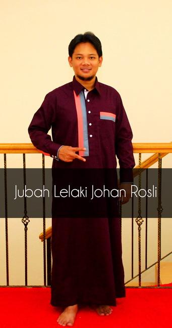 jubah-lelaki-johan-rosli-magenta-berkolar-kemeja-1