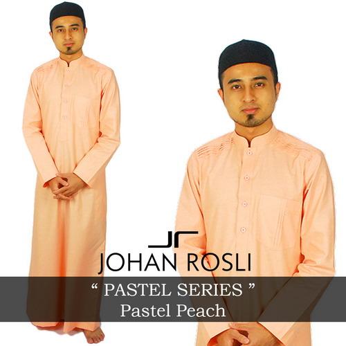 Pastel Peach