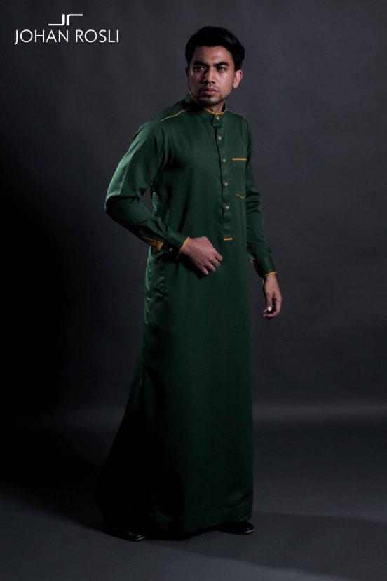 jubah lelaki johan rosli